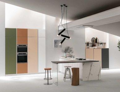 Итальянская кухня ALIANT 03 фабрики STOSA