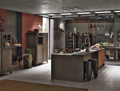 Итальянская кухня ALIANT 07 фабрики STOSA