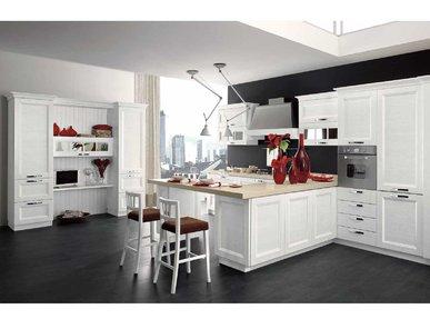 Итальянская кухня BEVERLY 03 фабрики STOSA