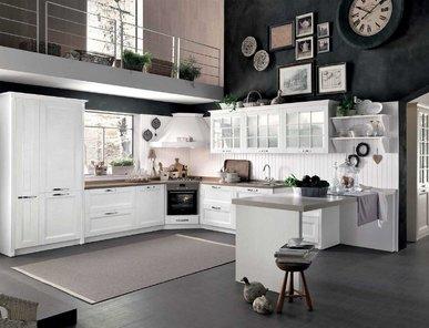 Итальянская кухня BEVERLY 05 фабрики STOSA