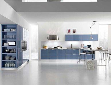 Итальянская кухня BRILLANT 09 фабрики STOSA
