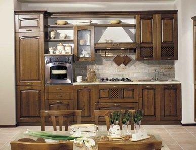 Итальянская кухня FOCOLARE 05 фабрики STOSA