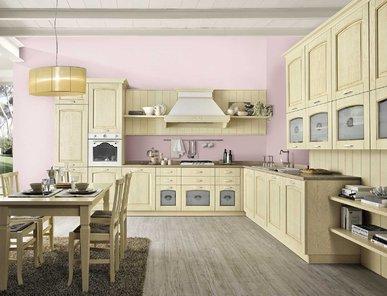 Итальянская кухня GINEVRA 01 фабрики STOSA