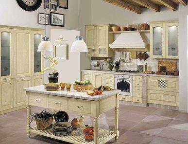 Итальянская кухня GINEVRA 03 фабрики STOSA