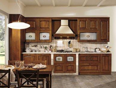 Итальянская кухня GINEVRA 04 фабрики STOSA