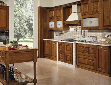 Итальянская кухня GINEVRA 06 фабрики STOSA