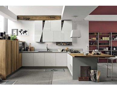 Итальянская кухня INFINITY 05 фабрики STOSA