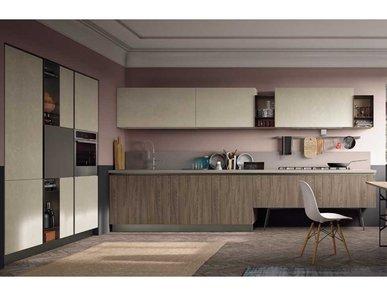 Итальянская кухня INFINITY 19 фабрики STOSA
