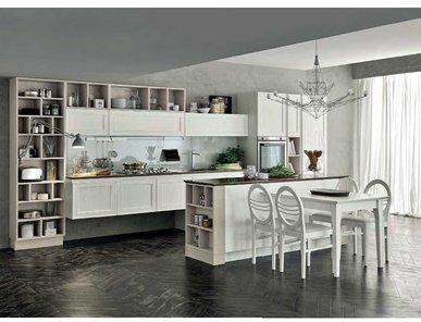 Итальянская кухня MAXIM 01 фабрики STOSA