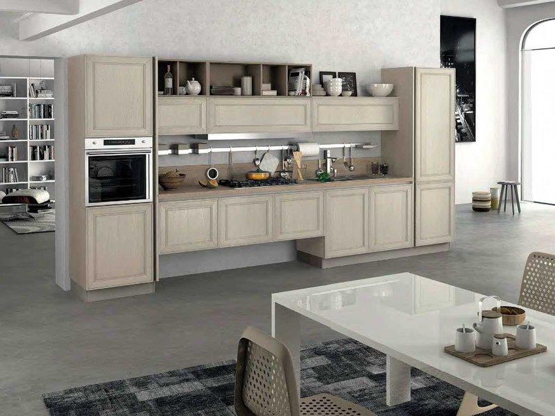 Итальянская кухня MAXIM 03 фабрики STOSA