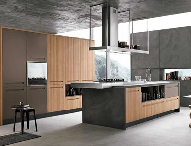 Итальянская кухня MOOD 07 фабрики STOSA