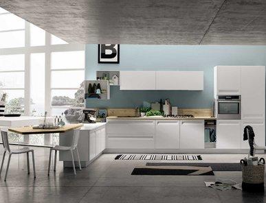 Итальянская кухня REWIND 03 фабрики STOSA