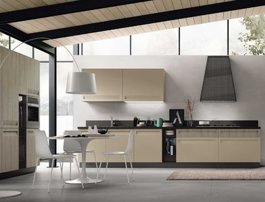 Итальянская кухня REWIND 05 фабрики STOSA