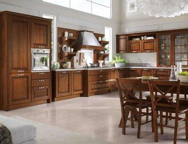 Итальянская кухня SATURNIA 01 фабрики STOSA