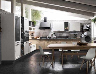 Итальянская кухня YORK 01 фабрики STOSA