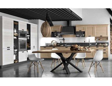 Итальянская кухня YORK 04 фабрики STOSA