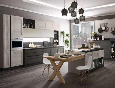 Итальянская кухня YORK 05 фабрики STOSA
