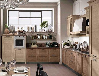 Итальянская кухня YORK 09 фабрики STOSA