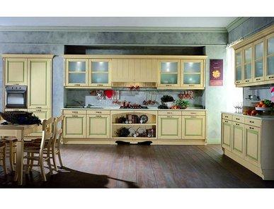 Итальянская кухня Ardesia Decape Color фабрики TOMASSI