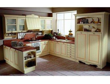 Итальянская кухня Ardesia Decape Color Corda Verde фабрики TOMASSI