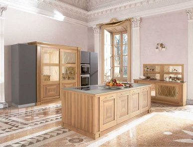 Итальянская кухня CA VENETA 02 фабрики VENETA CUCINE