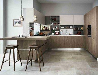 Итальянская кухня ETHICA 02 фабрики VENETA CUCINE