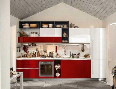 Итальянская кухня LIKE 02 фабрики VENETA CUCINE