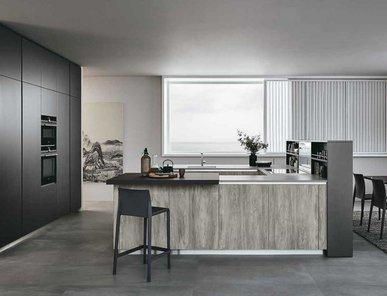 Итальянская кухня LOUNGE 06 фабрики VENETA CUCINE
