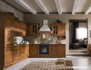 Итальянская кухня MEMORY 04 фабрики VENETA CUCINE