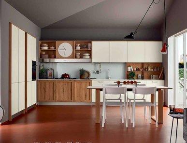 Итальянская кухня MILANO 03 фабрики VENETA CUCINE