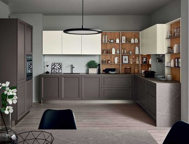 Итальянская кухня MILANO 05 фабрики VENETA CUCINE