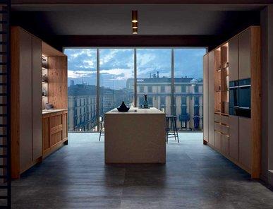 Итальянская кухня MILANO 07 фабрики VENETA CUCINE