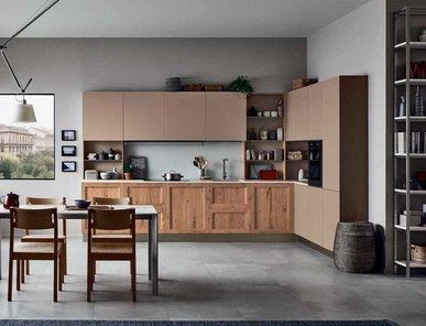 Итальянская кухня MILANO 08 фабрики VENETA CUCINE