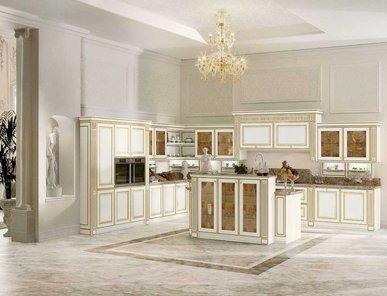 Итальянская кухня MIRABEAU 02 фабрики VENETA CUCINE