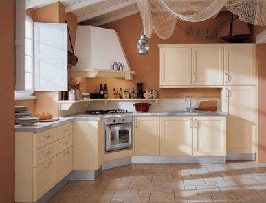 Итальянская кухня NEWPORT 02 фабрики VENETA CUCINE