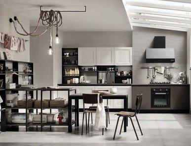 Итальянская кухня START TIME 01 фабрики VENETA CUCINE