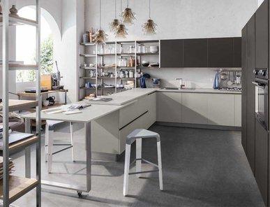 Итальянская кухня START TIME 06 фабрики VENETA CUCINE