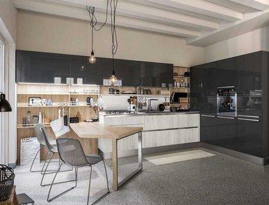 Итальянская кухня START TIME 07 фабрики VENETA CUCINE