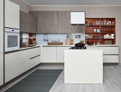 Итальянская кухня START TIME 09 фабрики VENETA CUCINE