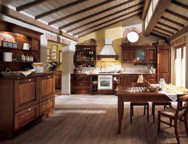 Итальянская кухня VERDIANA 01 фабрики VENETA CUCINE