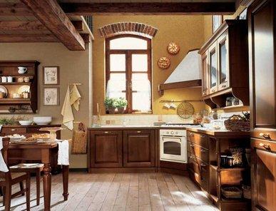 Итальянская кухня VERDIANA 04 фабрики VENETA CUCINE