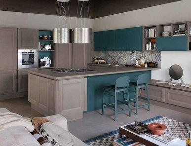 Итальянская кухня VINTAGE 01 фабрики VENETA CUCINE