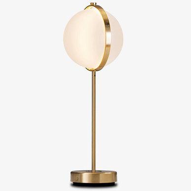 Итальянская настольная лампа Orion от студии дизайна Baroncelli