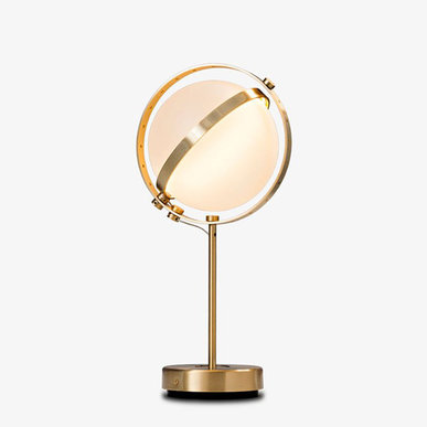 Итальянская настольная лампа Vega M от студии дизайна Baroncelli
