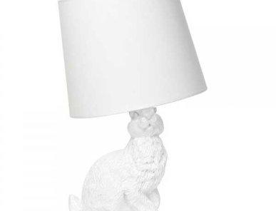 Настольная лампа Rabbit White от дизанерской студии Front