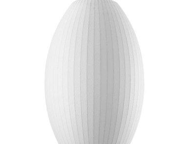 Люстра Nelson Cigar Bubble от дизайнера George Nelson