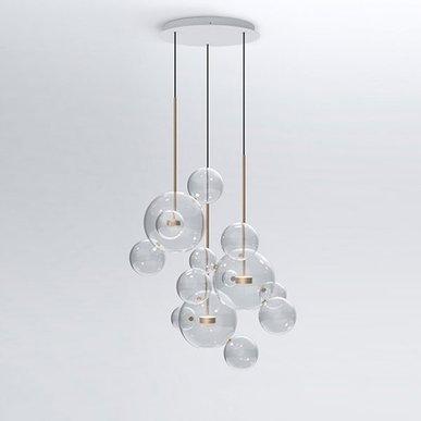 Светильник Bolle Circular 14 Bubbles от дизайнеров Giapato & Coombes