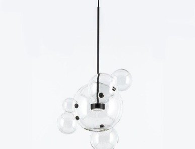 Светильник Bolle 06 Bubbles Black от дизайнеров Giapato & Coombes
