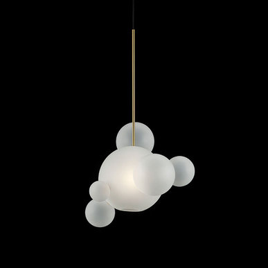 Светильник Bolle 06 Bubbles Frosted от дизайнеров Giapato & Coombes