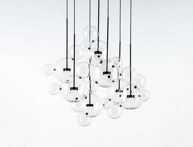Светильник Bolle Circular 34 Bubbles от дизайнеров Giapato & Coombes